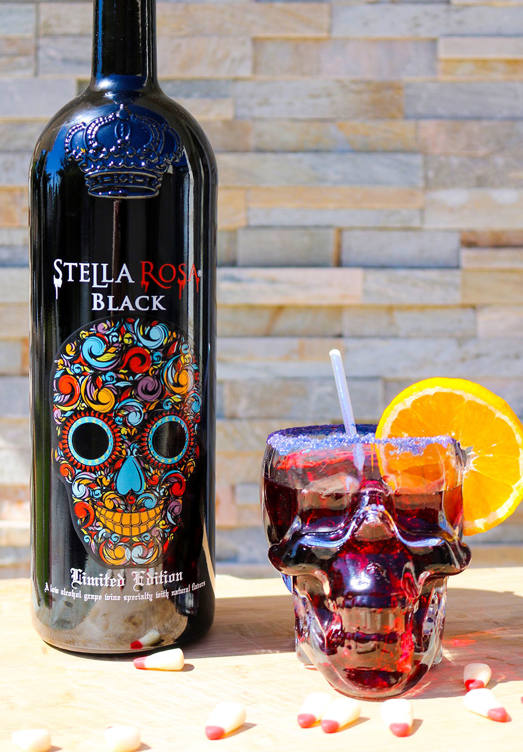 Skull Candy Sangria