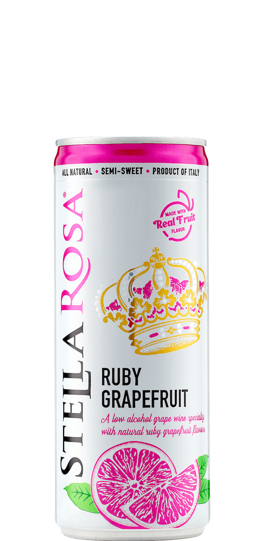 Stella Rosa® Ruby Grapefruit Can