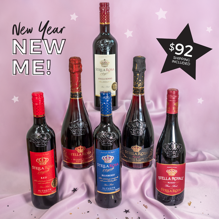 Stella Rosa® New Year New Me! Pack