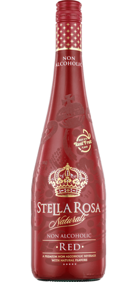 Stella Rosa® Non‑Alcoholic Red