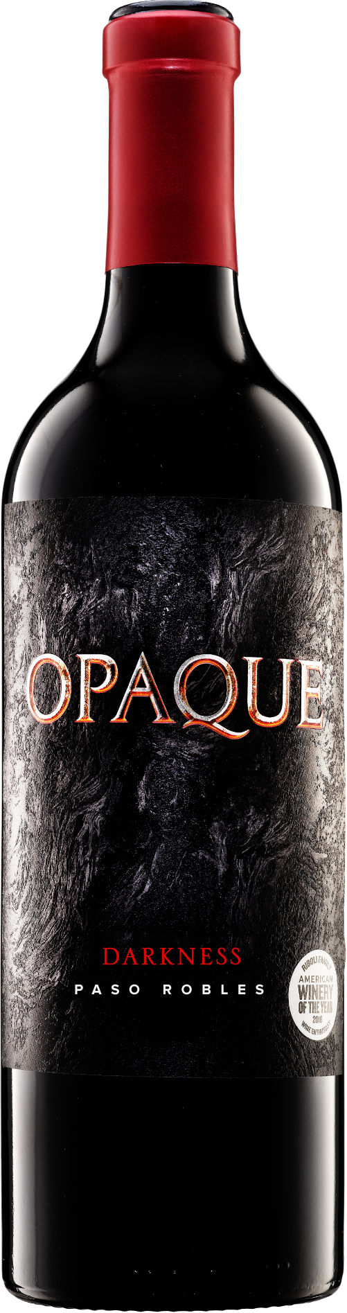 2017 Opaque Darkness, Paso Robles