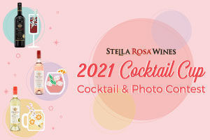 Stella Rosa® Cocktail Cup